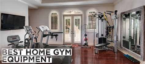 what is the best home equipment workout