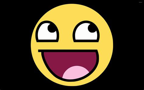awesome face 5 wallpaper meme wallpapers 42363