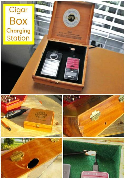 charging station box 40 best diy charging station ideas easy simple unique