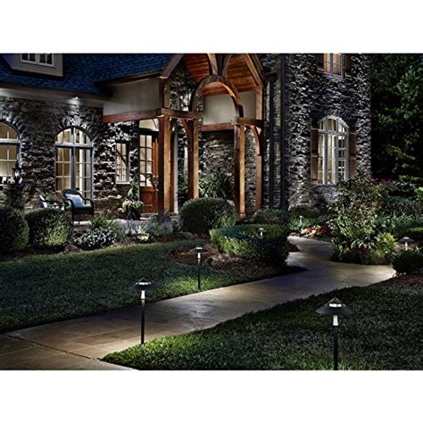 Portfolio Landscape Path Light by Portfolio 6 4 Watt Specialty Bronze Low Voltage In