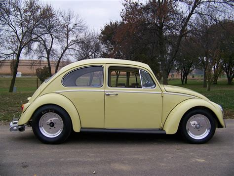 1970 Volkswagen Beetle Custom Coupe 81177