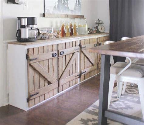 Upcycled DIY Sideboard   DIYIdeaCenter.com