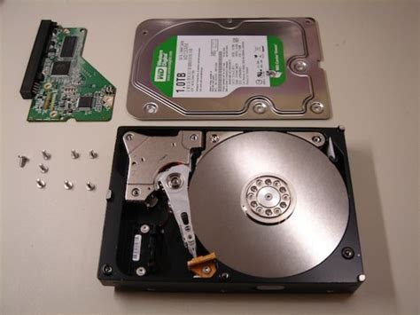Recovery Harddisk how to recover data when your drive goes belly up