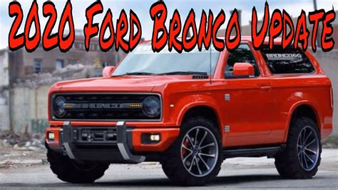 2020 Ford Bronco News by News 2020 Ford Bronco Price And Release Date Pagebd