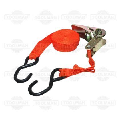 Tali Pengikat Ratchet Tie 25mm X 5mm jak 4 5m ratchet tie