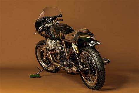 ton  garage moto guzzi le mans