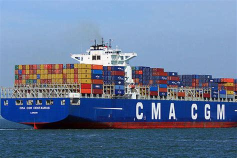 biggest shipping vessel in the world mega shippers the world s 10 biggest shipping companies