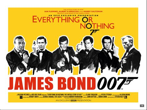 timothy dalton everything or nothing quot everything or nothing the untold story of 007 quot en dvd