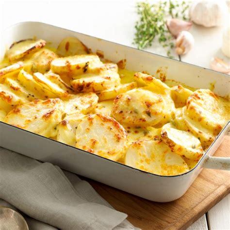 Reader Recipe Cheesy Baked Potatoes by Cheesy Potato Bake Recipe Myfoodbook The Best Potato Bake