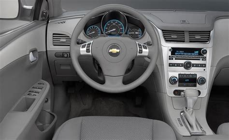 2009 Malibu Interior by Car And Driver