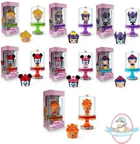 Pop Möbel by Disney Cupcakes Keepsakes Set Of 7 By Funko Of