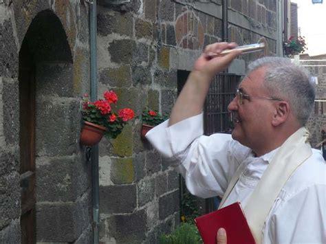 benedizione delle benedizione delle famiglie diario di un prete