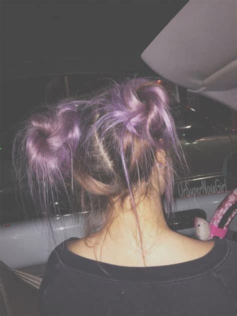 hairstyles like space buns grunge hairstyles tumblr hair pinterest beautiful