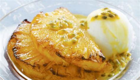 cara membuat es krim nanas cara membuat manis legit nanas karamel tempo cantik