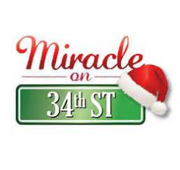 miracle on 34 pan lewis family playhouse