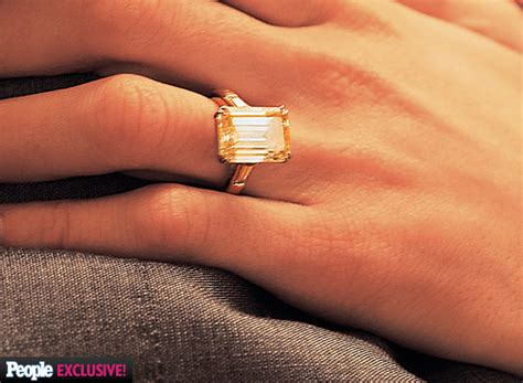 52nd wedding band amal alamuddin s engagement ring from george clooney see exclusive photos couples