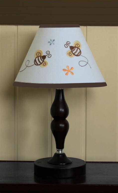 spinning l shade geenny bumble bee l shade baby nursery decor