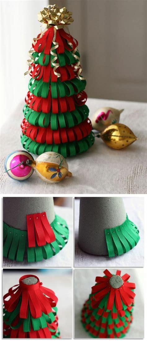 Décoration De Noel à Fabriquer En Feutrine deco de noel en feutrine a faire soi meme fashion designs