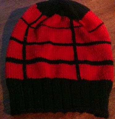 spiderman loom pattern free spiderman hat knitting pattern very simple free