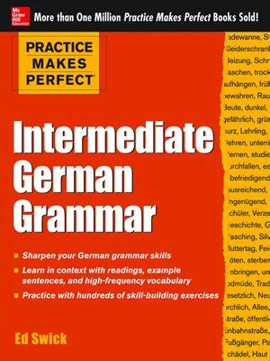 practising german grammar 1444120174 practice makes perfect series 183 overdrive rakuten overdrive ebooks audiobooks and videos