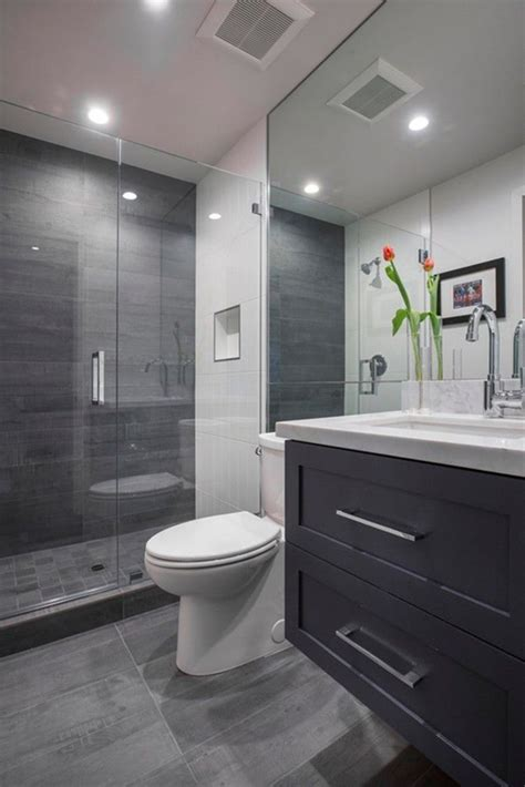gray bathrooms ideas this makes it ideally suited for the addition of a few