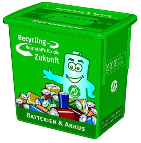 Motorrad Batterie Entsorgen by Hinweis Batterieverordnung Batterie Gesetz 0 00