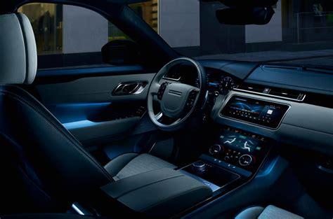 new land rover velar interior range rover velar revealed price specs interior autocar
