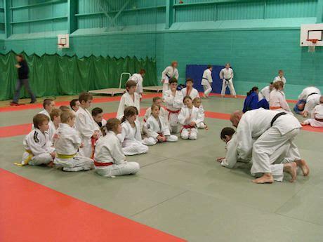 nottingham judo