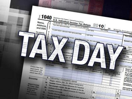 Free Tax Day Giveaways - tax day 2013 free giveaways fox17