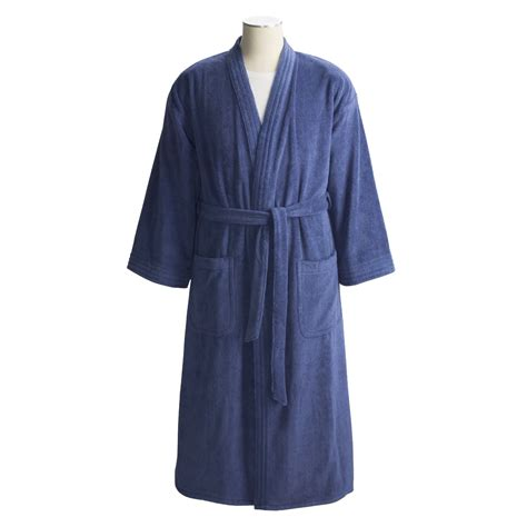 terry cloth bath robe for and