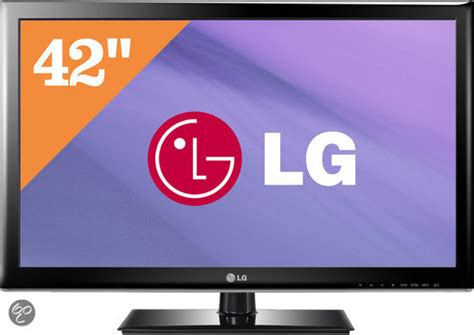 Tv Led 42 Inch Hd bol lg 42ls3400 led tv 42 inch hd elektronica