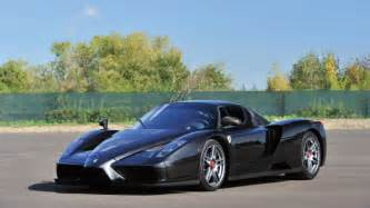 How Many Ferraris Been Made Enzo Split In Half In Crash Could Sell For