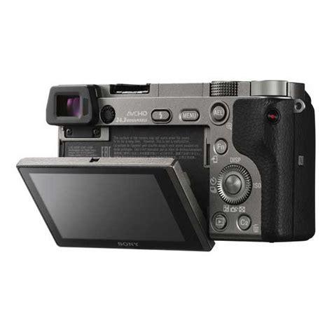 Sony Alpha A6000 Kit 16 50mm Putih jual kamera sony a6000 kit 16 50mm graphite harga murah