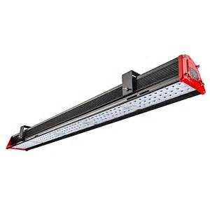 Industrial Led Lighting Fixtures 150w Linear Led Light Fixture Industrial Led Light W Mounting Brackets 4 17 300