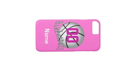Personalised Wall Stickers For Kids personalized basketball iphone 7 cases for girls zazzle