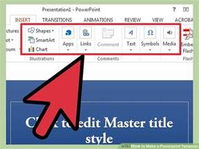 How To Add Template In Powerpoint by Add Powerpoint Template How To Make A Powerpoint Template