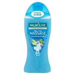 palmolive aroma feel the shower gel 250ml at wilko