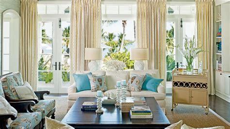 Florida Design Home Decor by Inviting Florida Homes Coastal Living