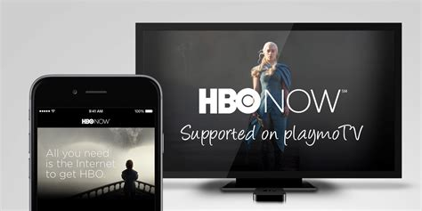 Hbo Now Gift Card - hbo now has arrived playmotv
