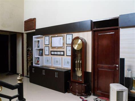 Ripple Jam Dinding Foto 4 Sisi background dinding untuk tempat foto keluarga dan kabinet