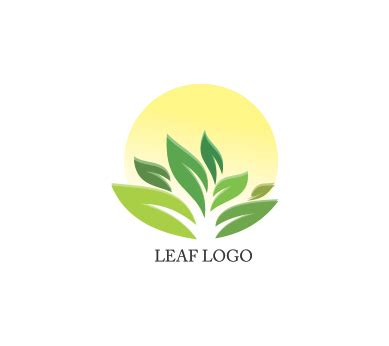free nature logo design vector nature logo design download vector logos free