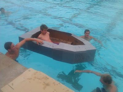 cardboard boat challenge instructions blk organizer how to build a boat out of cardboard and