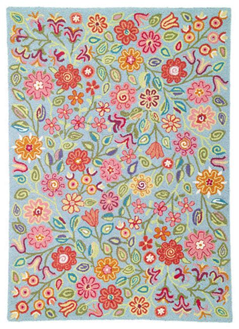 wool childrens rugs company c wool rug april blooms eclectic rugs