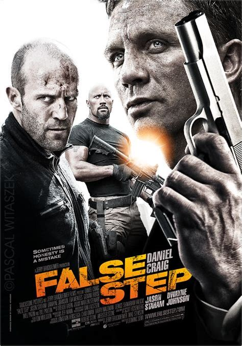 jason statham blackjack film false step by pascal witaszek fake movie posters by