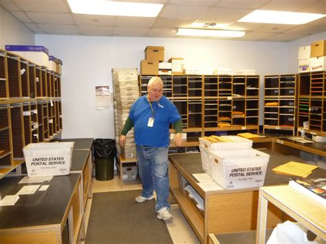 mail room supportservices