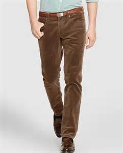 Pantal 243 n de hombre de pana slim marr 243 n 183 polo ralph lauren 183 moda