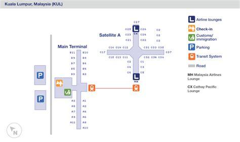 Narita Airport Floor Plan by Kuala Lumpur Malaysia