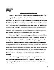 autobiographical essay outlines and tips