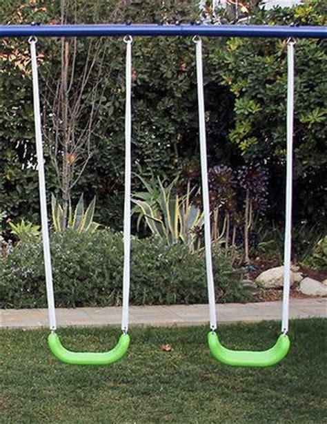 7 station swing set sportspower rosemead 7 station metal swingset walmart ca