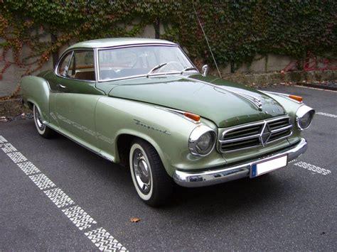 Isabella Auto by Borgward Isabella Ts Coupe 1959 Automobile Paint Colors